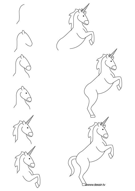 how to draw a fairy silhouette step by step fairies draw unicorn how to draw unicorn fairy drawings