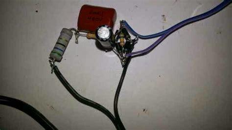 cara membuat lu led ac 220v skema lu led cara membuat lu led bulb dari botol rexona