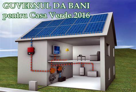 verde casa â casa verdeâ din noiembrie vezi poè i accesa programul