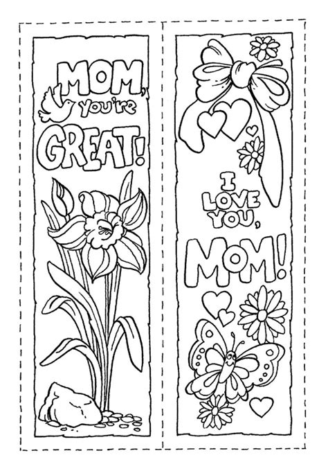 printable bookmarks activity village www babble com home valentines day craft series photo