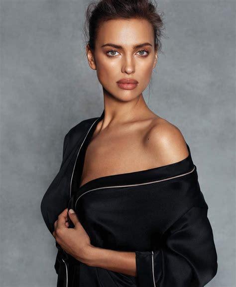 irina shayk irina shayk s moda magazine february 2017