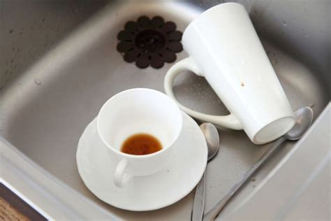 are coffee grounds good for sink drains 15 things you should never put down the drain mnn