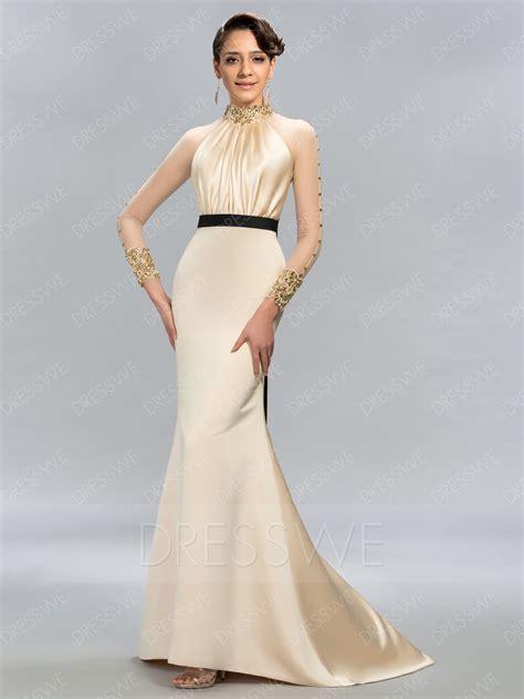 designer dress high neck beading mermaid prom dress 11275267 designer