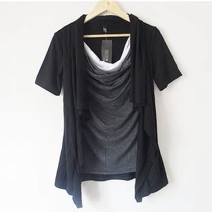 s 3xl 2017 new mens clothing non mainstream 2017 new non mainstream s clothing sleeve t shirt personality costume faux two