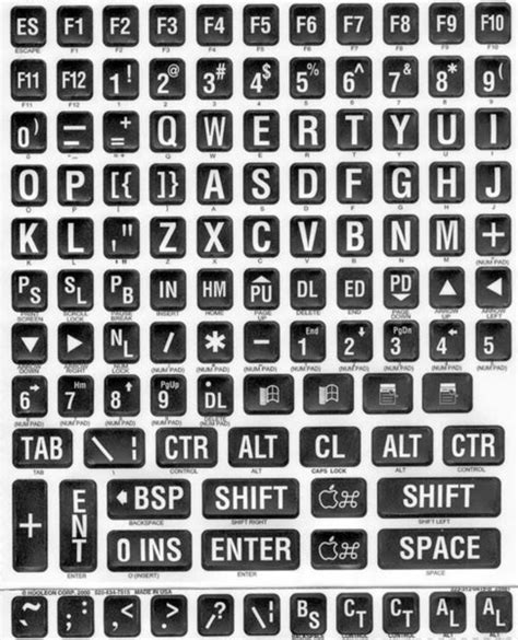 free printable keyboard stickers large print large key keyboards boundlessat com