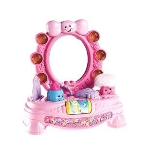 Fisher Price Makeup Vanity by How To Teach Your Baby To Use Make Up Purple Ella