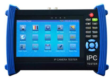 Cctv Testerahd 7201080analoglan Tester m ipc 700a products cctv tester ip tester hd tvi cvi ahd sdi tester test monitor hdmi
