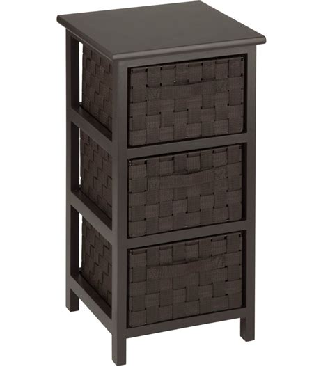 storage trunks with drawers three drawer storage chest in shelves with baskets