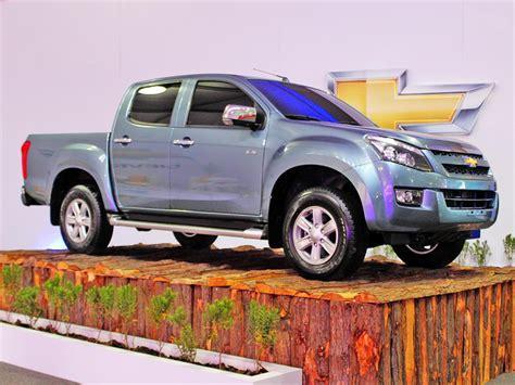 Chevrolet Dmax 2020 by Chevrolet Chile Anticipa La Nueva Dmax 2015 En Fenatran