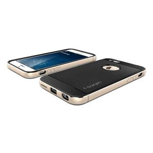 Spigen Metal For Iphone 5 6 6 spigen neo hybrid metal iphone 6s 6 chagne gold