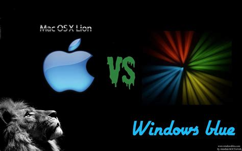 wallpaper apple vs windows windows vs mac wallpapers wallpaper cave