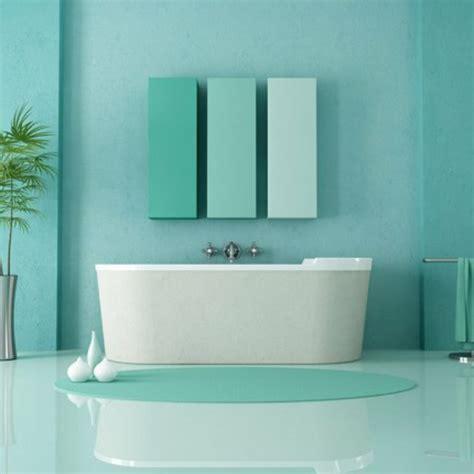 salle de bain avec carrelage turquoise archzine fr