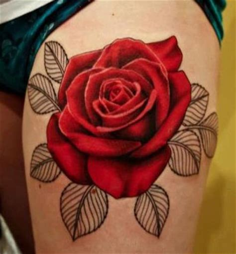 imagenes tatuajes rosas tatuajes rosas