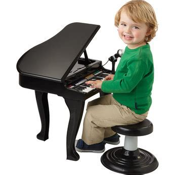 Childs Piano With Stool by Small Beginners Pianos Buy Beginners Musical Gifts