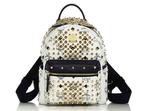 Mcm Mini Backpack B Gantungan Tas 15 hyper embellished bags that prove minimalism is not