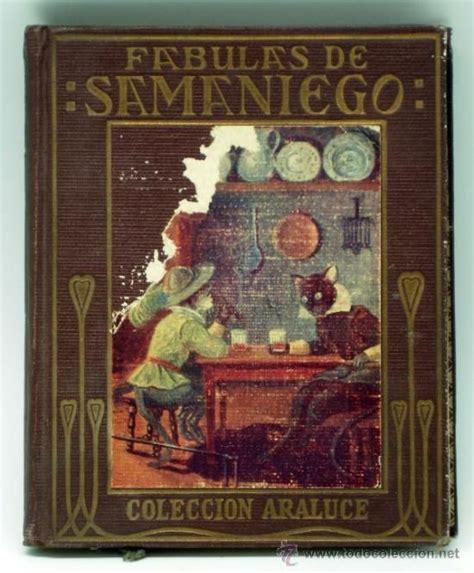 libro ed combel coleccion f 225 bulas de samaniego adaptadas para los ni 241 os ed araluce 1927 colecci 243 n araluce