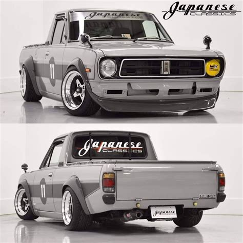 japanese nissan pickup sweet ride ready for the streets of the us thanks
