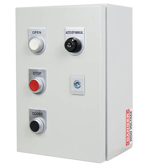 industrial motor safety controller 3 phase motor controller for commercial shutters
