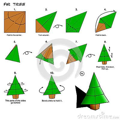 Origami Tree Step By Step - origami tree step by step 28 images origami how to