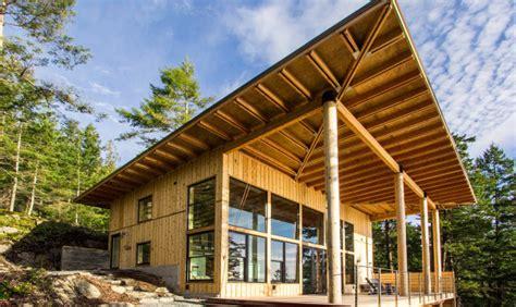 stunning modern cabin designs youtube 10 modern cabin vacation retreats design milk