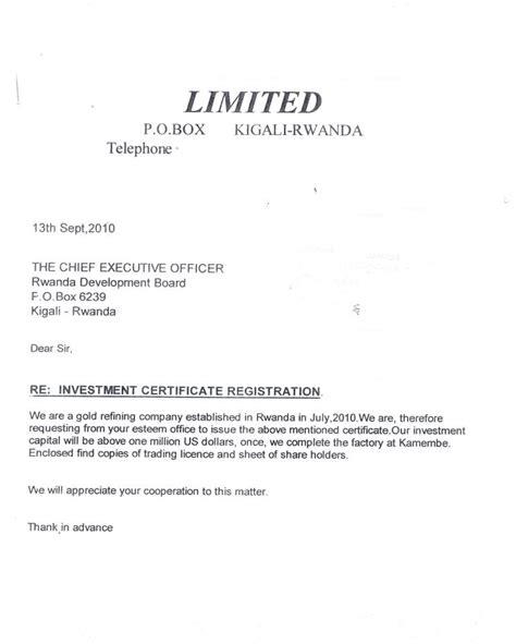certification letter from the company sle certificate of employment request letter cover