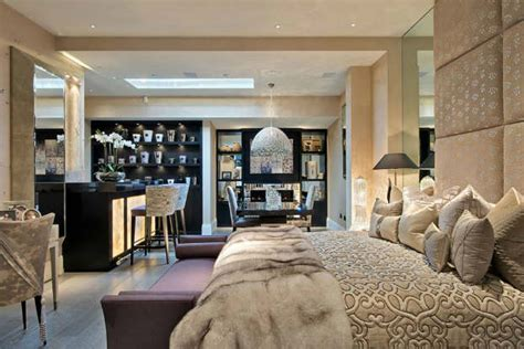 modern glamour home design living area concepts blend modern glamour with classic