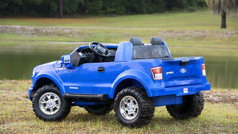 power wheels lastcarnews we review the power wheels ford f 150 the