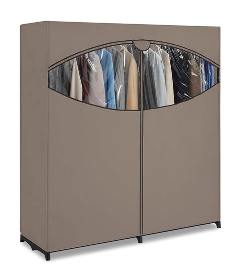 Portable Wardrobes portable closets get a portable wardrobe rack at sears
