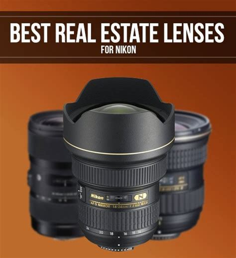 Best Nikon Lenses for Real Estate/Indoor Photography