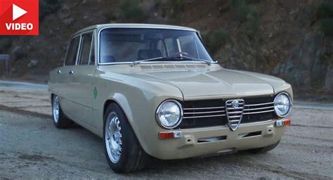 lada design anni 70 this 1970 alfa romeo giulia 1300 ti got its owner a