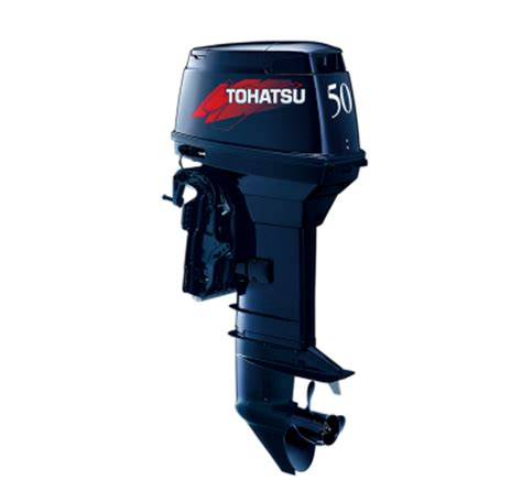 50hp two stroke shaft tohatsu outboard electric