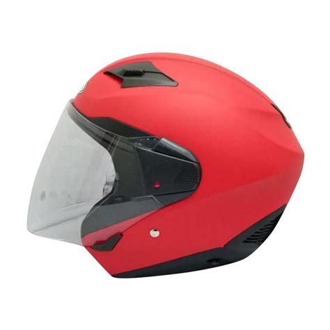 Helm Zeus Z 611 Jual Zeus Zs 611 Helm Half Matte Harga