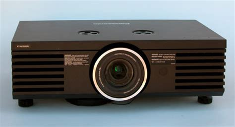 Panasonic Pt Ae2000u L by Panasonic Pt Ae2000 Projector Review