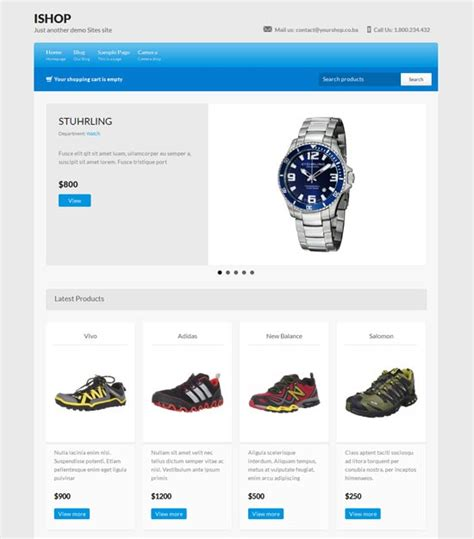 free wordpress ecommerce theme 13 free wordpress ecommerce themes to start your business