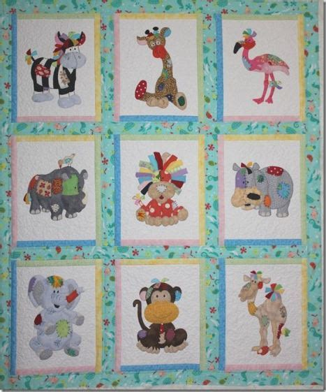 baby applique quilt patterns calissto