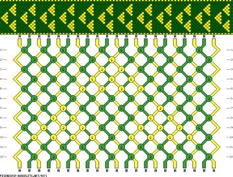 zelda triforce pattern 9871 friendship bracelets net