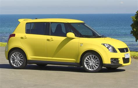 Yellow Suzuki Suzuki Sport Yellow Cars Wallpapers And Pictures