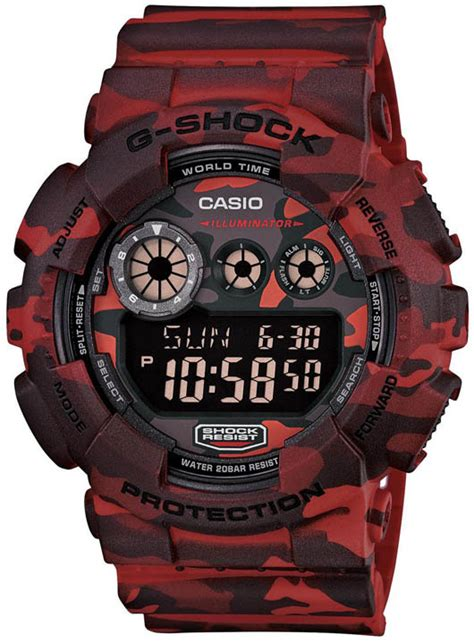 Casio Gshock Gd 120cm 4 Read Army watchismo times limited edition g shock frogman mudman