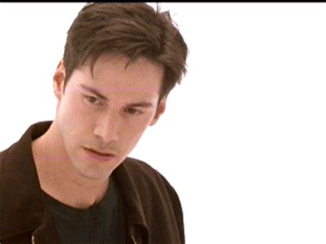 the matrix haircut keanu reeves