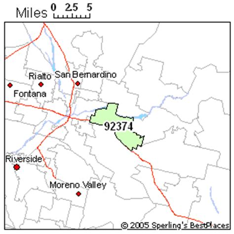california map redlands best place to live in redlands zip 92374 california