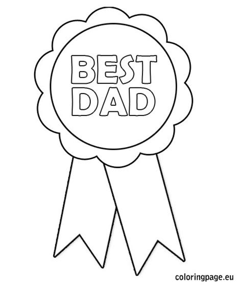 fathers day template related coloring pageshappy s day coloringdad