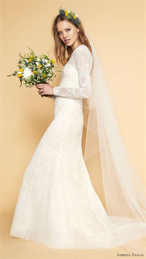 Dress Sabrina Flower 1 sabrina dahan bridal 2017 wedding dresses wedding