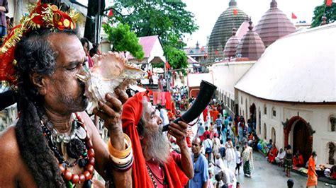 ambubachi mela kamakhya temple