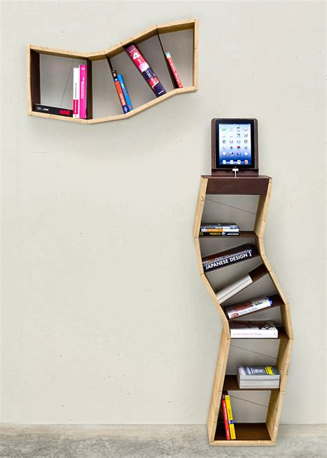 unique bookshelf 20 creative bookshelves modern and modular