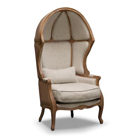 Vie Boutique Furniture by Restoration Hardware Versailles Burlap Backed Chair Copy Cat Chic