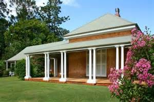 Colonial Home Designs front verandah of ormiston house ormiston house