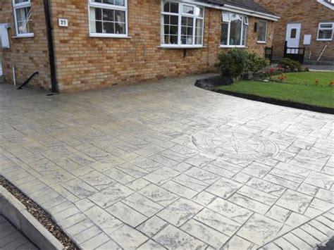 pattern imprinted concrete ideas pattern imprinted concrete patterns and colours uk