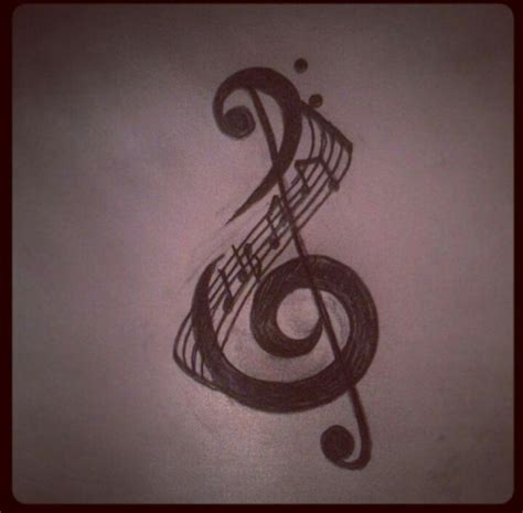 small musical tattoos 1000 ideas about small tattoos on