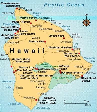 usa map with hawaii hawaii map