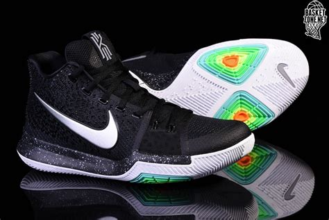 Sepatu Basket Nike Kyrie 3 Flyknit Black nike kyrie 3 black for 127 50fr basketzone net